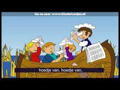 Kinderliedjes van vroeger -  Hoedje van papier