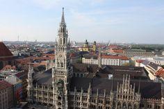 München im Frühling