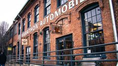 I picked The American Pickers store in Nashville, TN 2014
