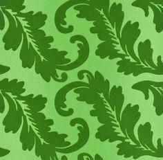 Alexandria Wallpaper | Ardassa - Emerald de Designers Guild | Papeles pintados