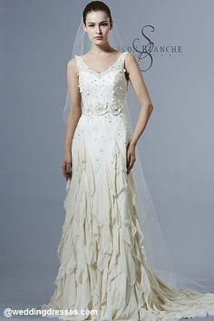 Saison Blanche wedding dress
