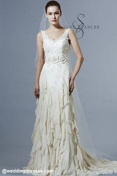 Saison Blanche wedding dress