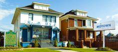 Motown Museum Home of Hitsville U.S.A. 2648 West Grand Boulevard Detroit, Michigan 48208