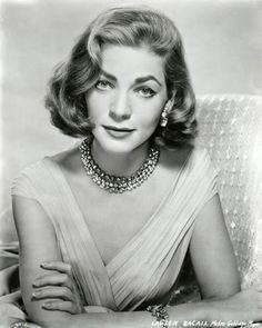 Vintage Glamour Girls: Lauren Bacall