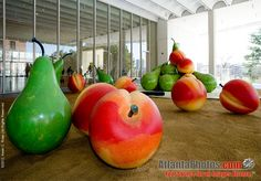 A sweet modern art display at High Museum ~ 10 Best Free Things to Do in Atlanta with Kids High Museum Atlanta, Atlanta Museums, Atlanta Attractions, Atlanta Hotels, Museum Guide, City Pass, Free Museums, Four Seasons Hotel, Free Things To Do