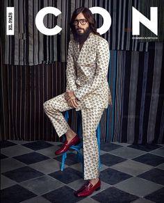 Jared 📸 for Icon magazine, El Pais/Spain 02.2018