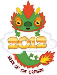 Did you know 2012 is the Year of the Dragon? Pi'ikea St. has 2 baby dragons due this year! Do you know any new dragons?