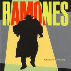 Pleasant Dreams by Ramones Ramones, The Velvet Underground, Storm Thorgerson, Atom Heart Mother, Joey Ramone, Aladdin Sane, Creedence Clearwater Revival, Simon Garfunkel, Michael Jackson Bad