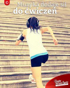 Planujecie powrót do formy przed latem? Przyznajcie, że najlepiej jest ćwiczyć, biegać, jeździć na rolkach przy dobrej muzyce, która dodaje energii. W dobrym tempie znakomicie spala się kalorie i trudno ustać w miejscu. Dlatego dzisiaj postaramy się stworzyć playlistę do ćwiczeń z Waszych ulubionych utworów. Prześlijcie nam swoje propozycje :)