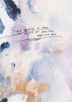 True Beauty in Him- #5 fine art digital print