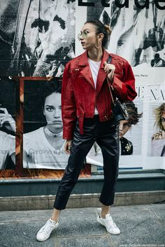 La Mejor Inspiración Para Usar Tus Aros De Argolla | Cut & Paste – Blog de Moda