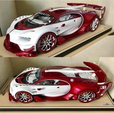"Polubienia: 22.5 tys., komentarze: 59 – Cars | Supercars | (@217mph) na Instagramie: ""Bugatti Vision GT Model > Rate it < Photo by: @unusual43 . . #217mph #bugatti #visionGT #car #cars…"""