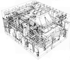 Pin by Daryl Carpenter on Ship Schematics, Cutaways
