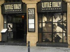 Cenando a ritmo de Jazz en Little Italy, el restaurante que trae un trozito de New York a Barcelona:
