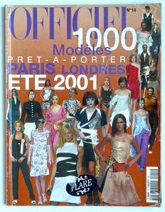 L'Officiel pret-a-porter Paris-Londres ete 2001
