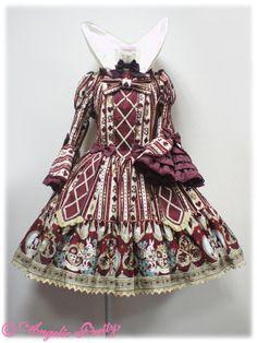 Angelic Pretty / Wonder Queen OP (one of my dream dresses)