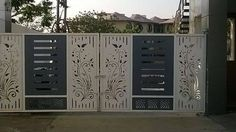 Gates - Laser Cutting Sheet Gate Manufacturer from Hyderabad