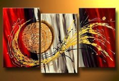 3 piece wall art - 3 piece wall art abstract art for sale canvas painting wall art set large oil painting modern art Canvas Paintings For Sale, Texture Painting On Canvas, Modern Art Paintings, Hand Painting Art, Paintings Online, Artwork Online, Modern Artwork, Online Painting, Modern Wall