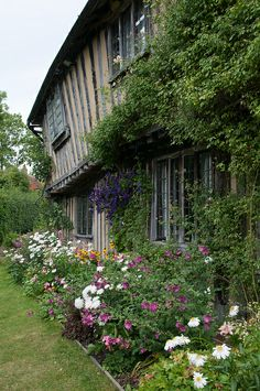 ~Smallhythe Place, Kent -     home of Victorian actress Ellen Terry from 1899 -1928~