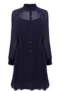 cutwork shirt dress http://www.warehouse.co.uk/cutwork%20shirt%20dress/dresses/Warehouse/fcp-product/6213095432#zv0paxsehqAjVJ2S.99