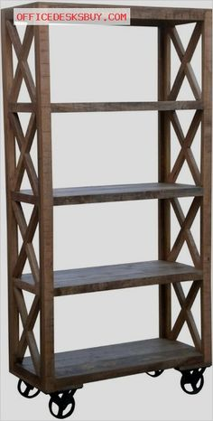 Coast To Coast - Trolley Bookcase - 54706 - http://officedesksbuy.com/coast-to-coast-trolley-bookcase-54706.html
