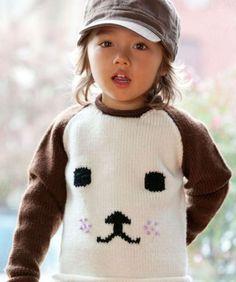 Abiti a maglia per bambini (Foto 5/40) | Mamma