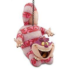 Alice in Wonderland Cheshire Cat Birdhouse I want this soooooooooooo badly!!!