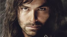 Aidan Turner in The Hobbit