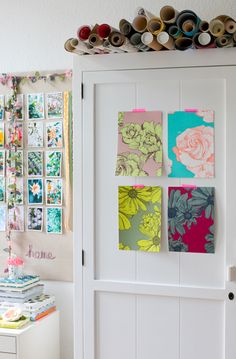 SO crazy about this Abigail Ryan Hand-Illustrated Wallpaper! Coin Couture, Creative Inspiration, Room Inspiration, Design Inspiration, Inspiration Boards, Interior Exterior, Interior Design, Interior Decorating, Pretty Wallpapers