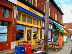 Russell Street Deli & Supino' Pizza, Eastern Market, Detroit