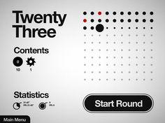 """A new iOS game """"Hundreds"""""""