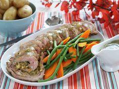 Lammerull | Oppskrift - MatPrat Recipe Boards, Turkey, Beef, Chicken, Recipes, Food, Peru, Meal, Food Recipes