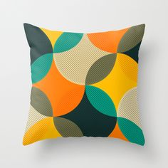 CONNECTIONS 11 Throw Pillow