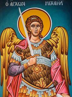 Archon, Michael, Ängel, Ärkeängeln