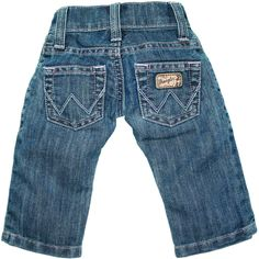 My boy will have these:)  All Around Baby™ by Wrangler®  Boys Western Jean #baby goes all around in these #jeans ! @baskins_western