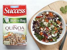 How to Make a Quick Mexican-Inspired Quinoa Bowl