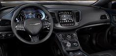 La Chrysler 200, la berline intermédiaire la plus abordable au pays