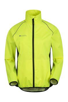 Adrenaline Womens Iso-Viz Jacket – Yellow – Snappy Expert