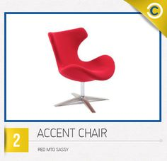 ACCENT Chair #MyDreamHome