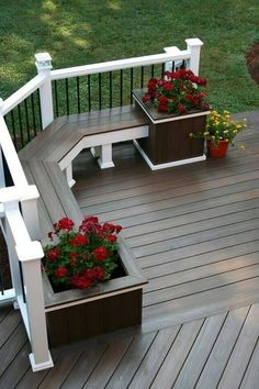 50 Awesome Deck Railing Ideas for Your Home 50 Awesome Deck Railing Ideas for Your Home …re. While having originally wandered through the inspiration looking for an idea. The post 50 Awesome Deck Railing Ideas for Your Home appeared first on Welcome! Backyard Patio Designs, Backyard Landscaping, Patio Ideas, Landscaping Ideas, Backyard Porch Ideas, Back Deck Ideas, Back Deck Designs, Deck Railing Ideas On A Budget, Deck Setup Ideas