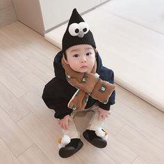 Cute Asian Babies, Korean Babies, Asian Kids, Cute Babies, Cute Baby Boy, Baby Kids, Funny Kids, Cute Kids, Cute Little Things