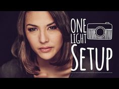 Create Beautiful Portraits With a Single Light | Fstoppers