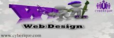 #Web #Design – Cyberique  Technologies is leading IT Company  which is offering website designing services. See more.. http://www.cyberique.com/web-design-service.php