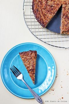 Kuchen de nuez – Mi Diario de Cocina Chilean Recipes, Sin Gluten, Cupcake Cakes, French Toast, Food Porn, Food And Drink, Favorite Recipes, Sweets, Bread