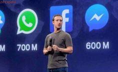 Facebook ganó el primer trimestre 3.000 millones de dólares, un 76 % más