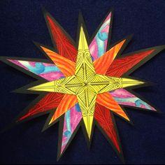 Maori art for kids ideas 37 ideas Sand Crafts, Rock Crafts, Xmas Crafts, Paper Crafts, Fun Craft, Food Art For Kids, Bathroom Crafts, Nz Art, Stars Craft