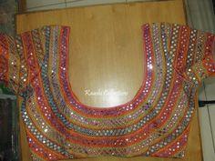 mirror-work-saree-blouse-ideas-14.jpg (960×720)
