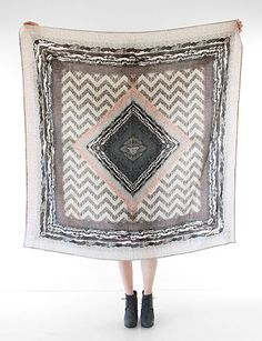 silk scarf.