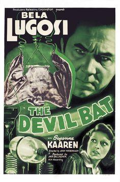 The Devil Bat (1940, USA) - Bela Lugosi