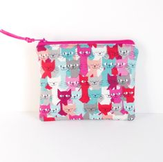 Coin purse, cats £4.50